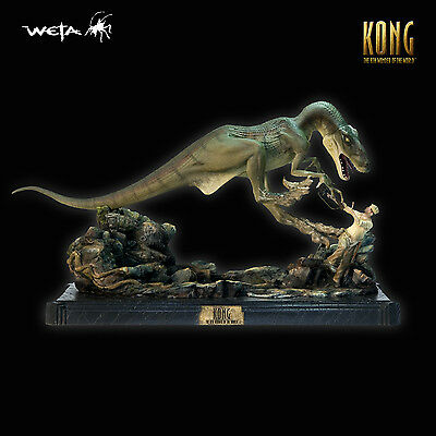King Kong - Venatosaurus Attack WETA Statue The Weta Cave
