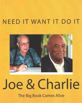 Joe & Charlie : The Big Book Comes Alive, Paperback, Brand New, Free shipping...