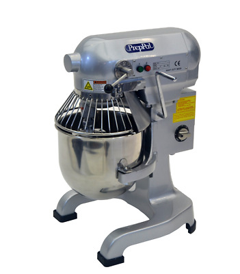 Atosa PPM-10 Single Phase Planetary Mixer W/ Bowl & Safety Guard