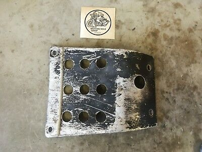 1975 Can Am Mx2 250 Skid Plate