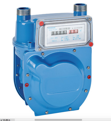 Gas Meter G2.5 300,000 BTU LP, Natural Gas 2004,000 BTU landlord submeter tenant