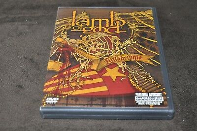 Lamb of God - Killadelphia (DVD, Canada, 2005, NTSC Region 1)