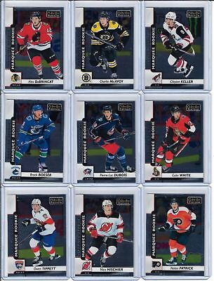 2017-18 O-Pee-Chee Opc Platinum Marquee Rookies - Pick To Complete Your Set