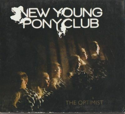 C.d.music E879   New Young Pony Club  / The Optimist    Cd