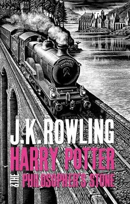 Harry Potter & the Philosopher's Stone, Hardcover by Rowling, J. K., ISBN 140...
