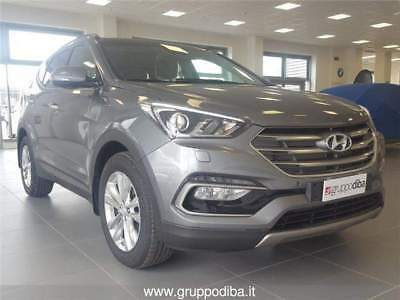Hyundai Santa Fe FL 2.2 CRDI 4WD AT XPOSSIBLE