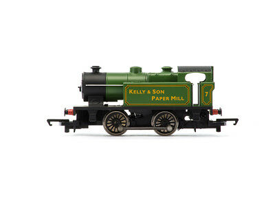 Hornby R3496 Dampflok Kelly & Son Paper Mill Type D T No. 7/4
