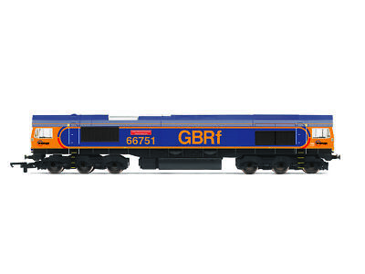 Hornby R3573 Diesellok Class 66 66751 Inspiration Delivered Hitachi Rail Europe