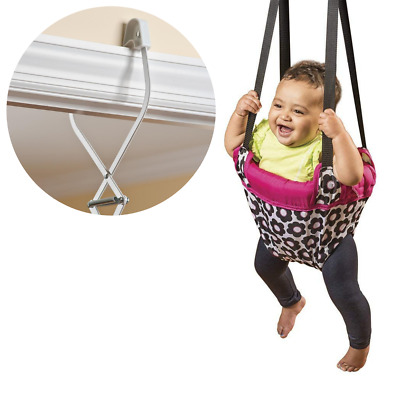 Baby Doorway Hanging Jumper Bumper Jolly Safety Cord Bouncer Toddler Exerciser