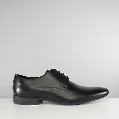 d11e0907b11fe Catesby Shoemakers HOWDEN Mens Formal Smart Evening Office Derby Shoes Black