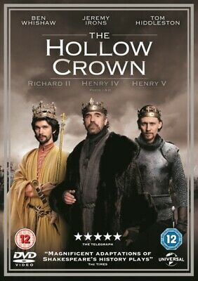 The Hollow Crown - Complete Mini Series DVD NEW DVD (8308300)