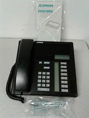 The Nortel Norstar M7208 Black Display Speakerphone With A I Year Warranty