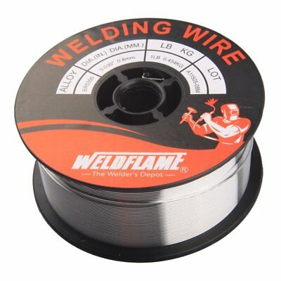 aluminum welding wire .030 ER5356 1-Pound flux core Gasless Cored Mig Purpose