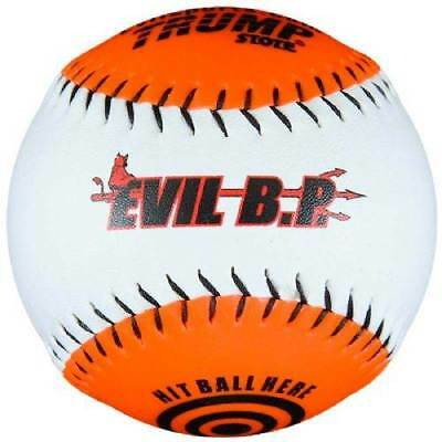 "1 Dozen Evil Bp 12"" Softballs - 44cor/.400 Compression (AK-EVIL-BP) 12 Balls"