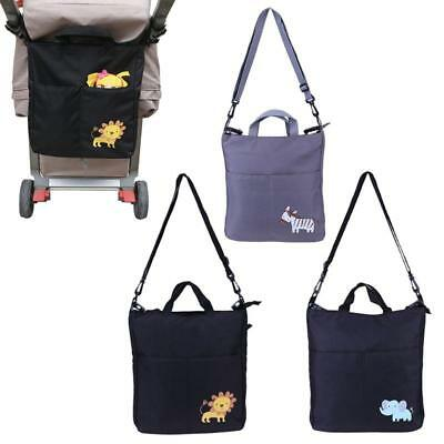 Baby Stroller Organizer Accessories Large Big Capacity Waterproof Baby Carriage