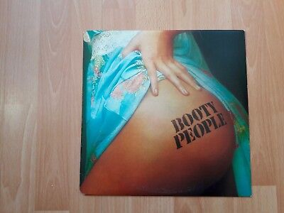 Booty People – Booty People lp