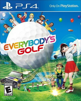 Everybody's Golf PS4 [Factory Refurbished]