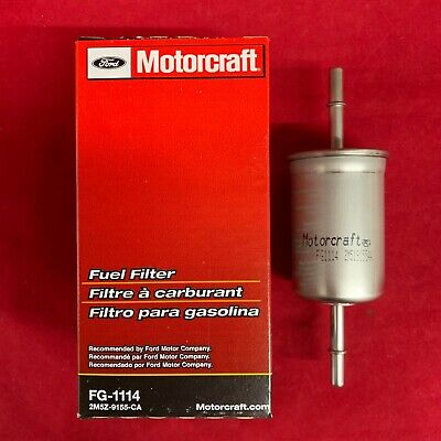 New OEM Ford Motorcraft Fuel Filter FG986B F89Z-9155-A Free Shipping