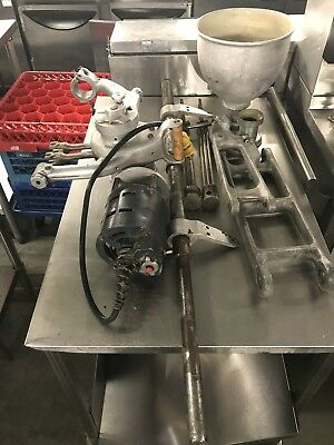 used Belshaw Electric Donut/Munchkin Depositor Dropper Type F