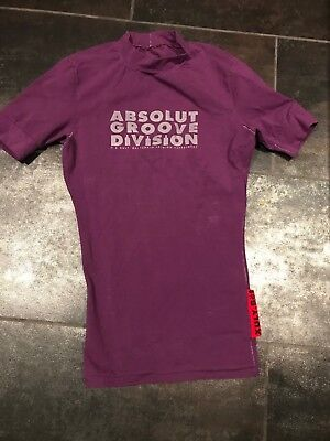 Absolut Vodka Absolut Xuly Bet One Of A Kind Hand Crafted Models Shirt Purple