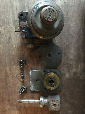 YALE SAFE LOCK Vintage with Parts