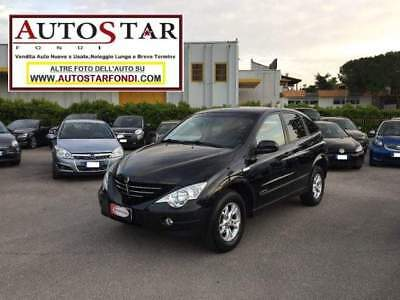 Ssangyong actyon 2.0 xdi 4wd style - unicoproprietario