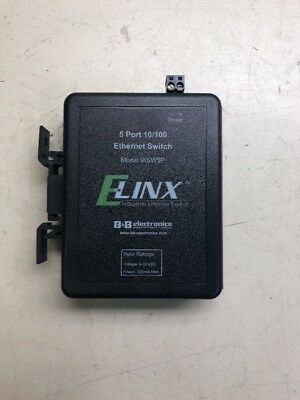 Elinx  5 Port 10/100 Ethernet Switch