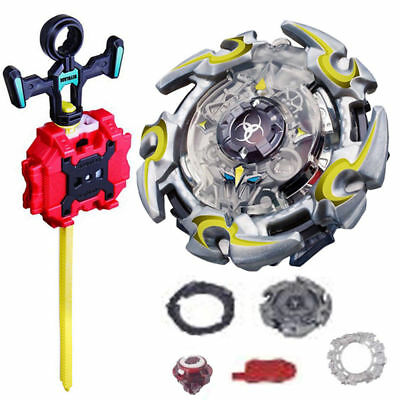 Beyblade Burst Starter B-82 Booster Alter Chronos .6M.T Kids Toy With Launcher
