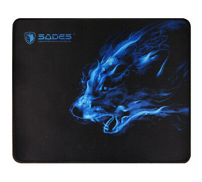 Gaming und Office Mauspad 30 x 25 cm , Mousepad Design:Wolf , Mousepad
