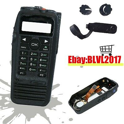 PMLN4646 Black REPLACEMENT Kit Case Housing cover for Motorola MOTOTRBO XPR6550