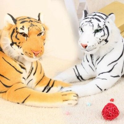 Plush Tiger Toy Animal Giant Doll Pillow Stuffed Bolster Kids Gifts
