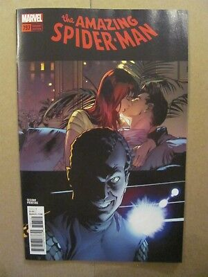 Amazing Spider-Man #797 Norman Osborn Red Goblin 2nd Print Variant 9.6 NM+