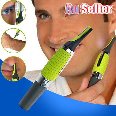 Hair Trimmer Micro Touch Nose Neck Eyebrow Personal Max Remover Microtouch Ear
