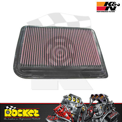 K&N Panel Air Filter (Ford Falcon BA-BF, Territory) - KN33-2852
