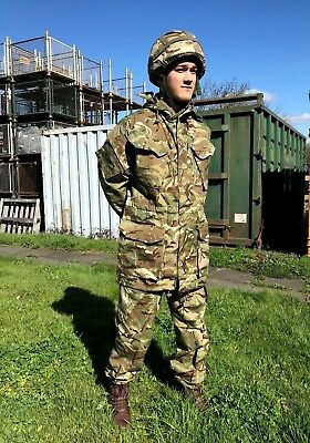 MTP Cadets CAMOUFLAGE Camo COMBAT Uniform - British ARMY Military UNIFORM - USED
