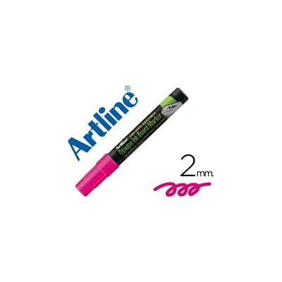 Rotulador Artline EPW-4 de color violeta