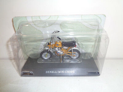 Benelli Mini Cross-Passione Motorini-Die Cast-Scala 1 18----------F32