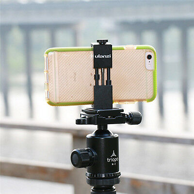 Tripod Stand Holder Mount Adapter For Camera Phone Mobile Apple Samsung Galaxy
