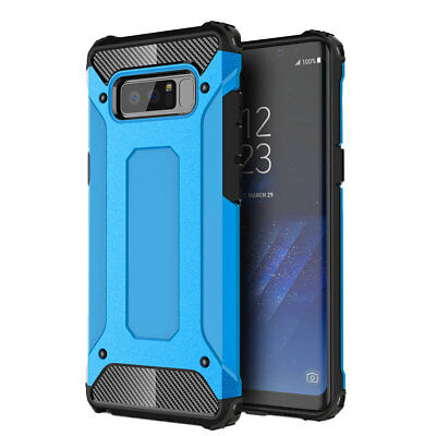 Heavy Duty Shockproof Rugged Tough Armor Case For Samsung Galaxy Note 8 5 4 Case