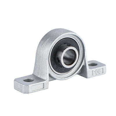Lead Screw Mounted Shaft Support Flange Pillow Block Bearing For 3D Printer