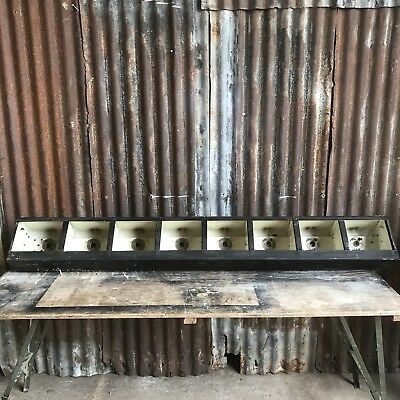 Run Of 8 Vintage Strand Stage Lights Lamps Shop Retail Lighting Industrial C