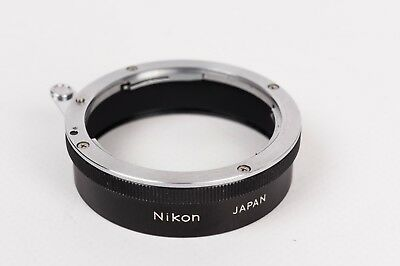 Nikon BR-3 Macro Adapter Ring for Bellows focusing