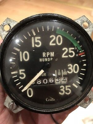 Cessna RPM Ind.& Hour