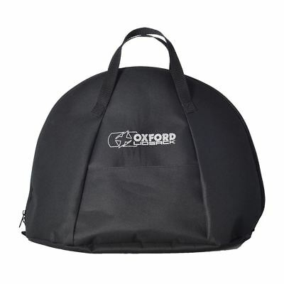 Oxford OL261 Lidsack Helmet Carrier With Easy Access Pocket & Water Resistant