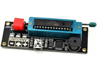 CANADUINO Stand-Alone Arduino Boot Loader Programming Device for Atmega328P-PU