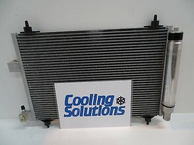 Brand New Condenser (Air Conditioning Radiator) Citroen C5 / C6 / Peugeot 407