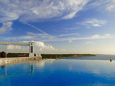 Number 1 Guest Rated Villa in the Caribbean-The Grand Outlook Castle - ANGUILLA