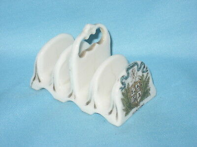 Gemma China Toast Rack* - JOHNSTONE crest