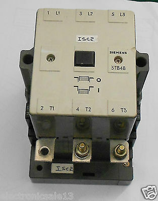 3 POLE 3TB SERIES REPLACEMENT CONTACT KIT-SES 3TY6460OA SIEMENS SIZE 2