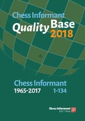 Chess Informant Quality Base 2018 Chess Software